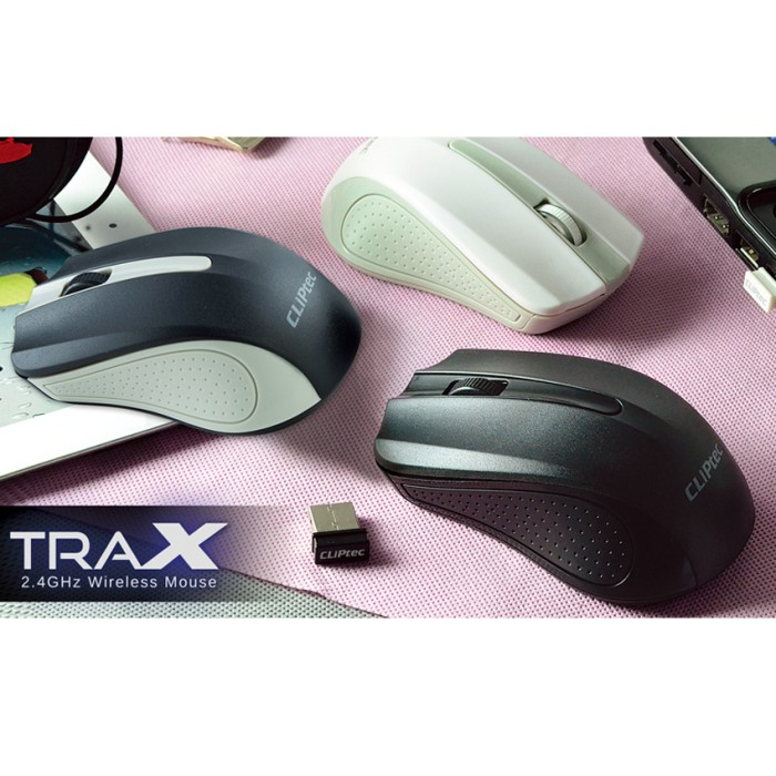 harga Mouse wireless 2,4ghz 1200cliptec rzs846 Tokopedia.com