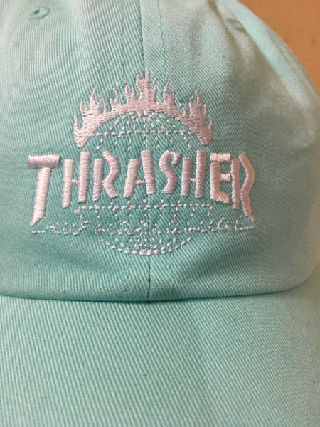 f54b72d5310 Jual THRASHER X HUF WORLDWIDE CAP ORIGINAL - SAWsteady