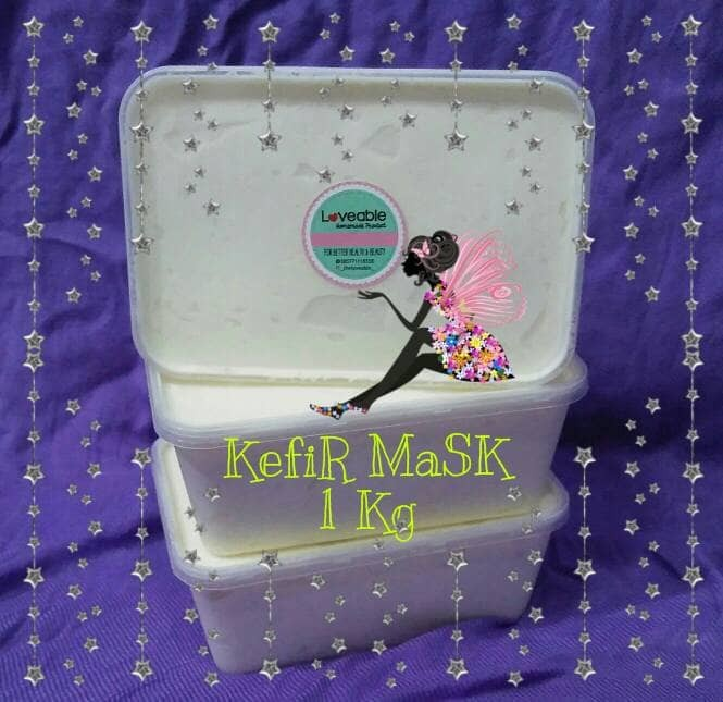 harga Masker kefir 100% murni susu sapi 1kg Tokopedia.com