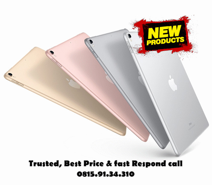 harga [new product] ipad pro 2 10.5  inch cellular wifi 4g 64gb rose gold Tokopedia.com