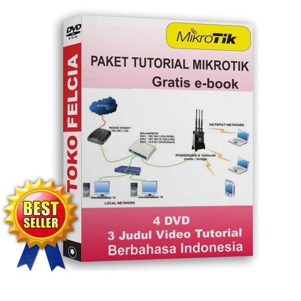 harga Paket video tutorial mikrotik seri 2 Tokopedia.com