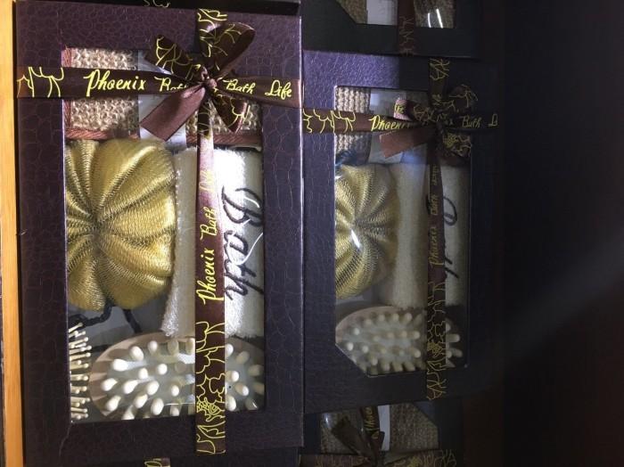 harga Set alat mandi box - souvenir wedding, bridal shower, etc Tokopedia.com