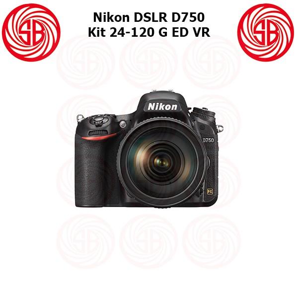 harga Kamera nikon d750 + 24-120mm ; camera nikon d 750 kit full frame 24mp Tokopedia.com