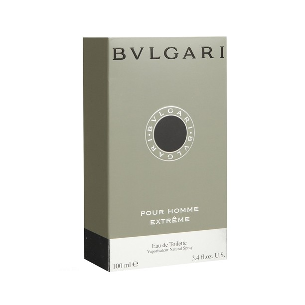 Parfum Original Pria Bvlgari Pour Homme Extreme Man 100ml