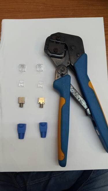 harga Jasa crimping kabel utp cat 6 amp Tokopedia.com