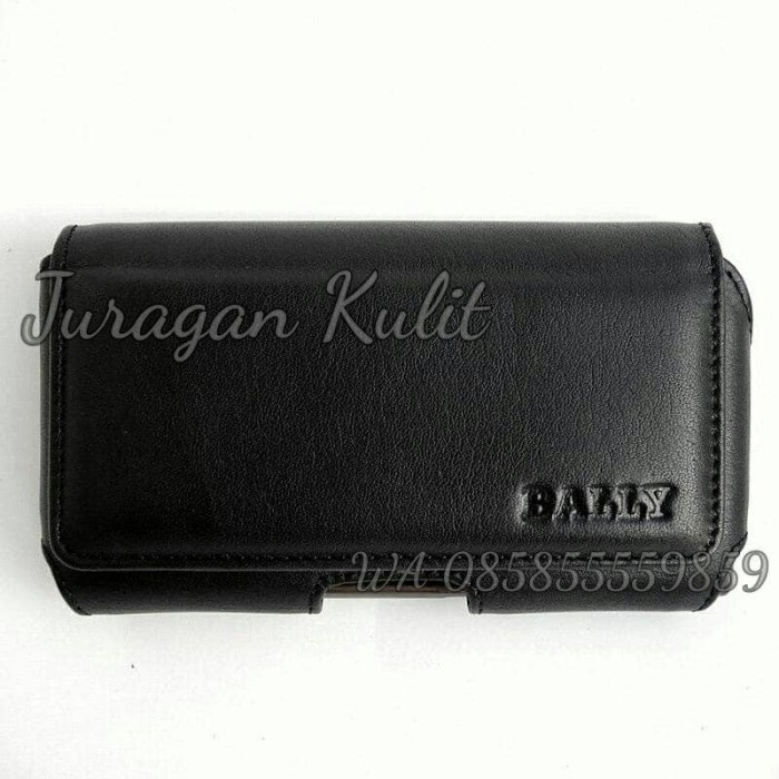 harga Dompet hp tas pinggang hp dompet smartphone kulit asli dhp052 Tokopedia.com