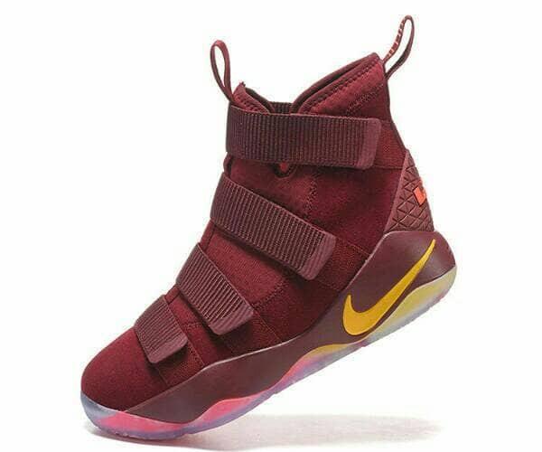 harga Sepatu basket nike lebron 11 soldier christ the kings size kecil 36-40 Tokopedia.com