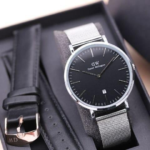 harga Jam tangan daniel wellington pasir full set stainles Tokopedia.com