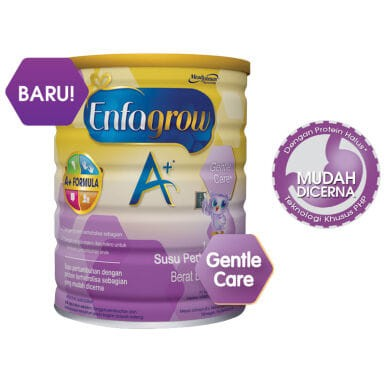 Enfagrow a+ gentle care tin 900 gr