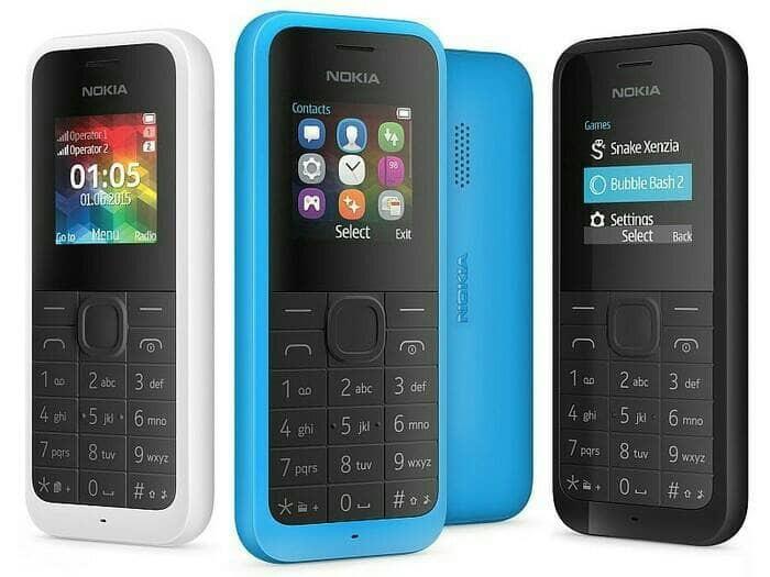 harga Hp nokia 105 - handphone n105 fungsional dan murah with fm radio Tokopedia.com