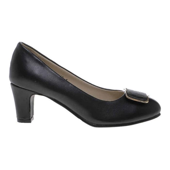 Sepatu Wanita Bata Valen Black 6516145 .