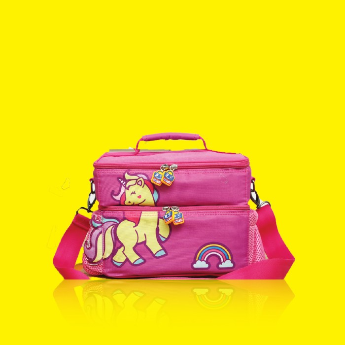 Gabag unicorn - 3d lunchbag