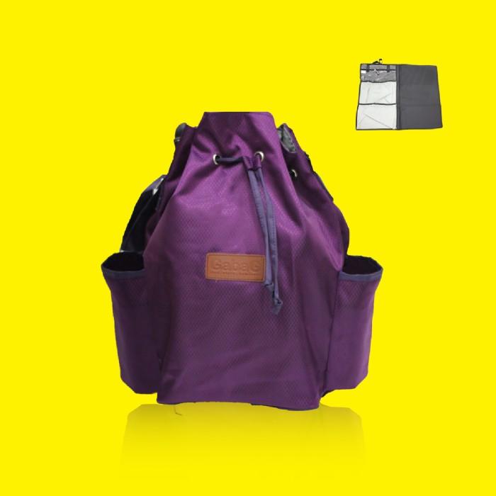 Jual Gabag Indigo – Diapers Bag Harga Promo Terbaru