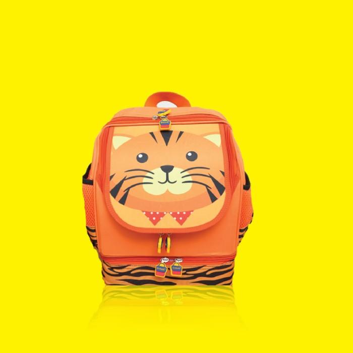 Jual Gabag Tiger – Kids Lunch Backpack Harga Promo Terbaru