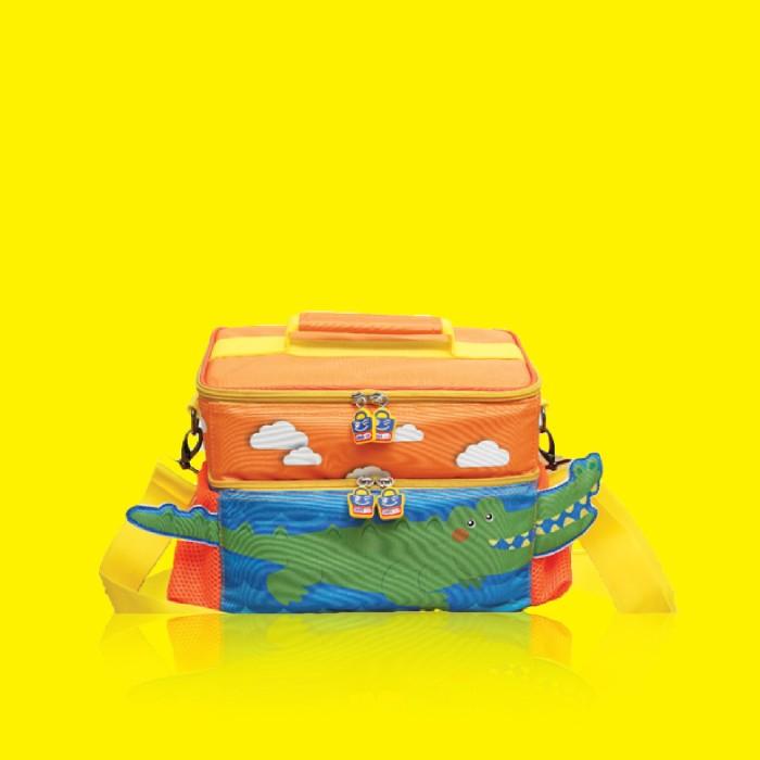Jual Gabag Croco – 3d Lunchbag Harga Promo Terbaru