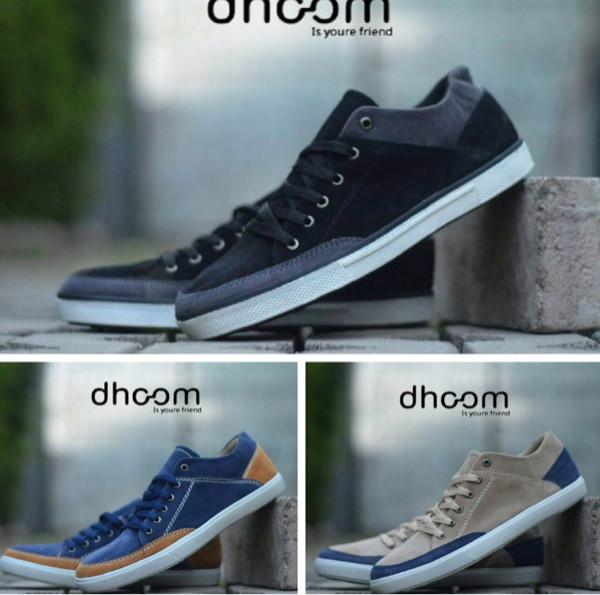 Sepatu pria casual dhoom evos handmade harga Sepatu pria casual dhoom evos  handmade Tokopedia.com 7b4298c5ca