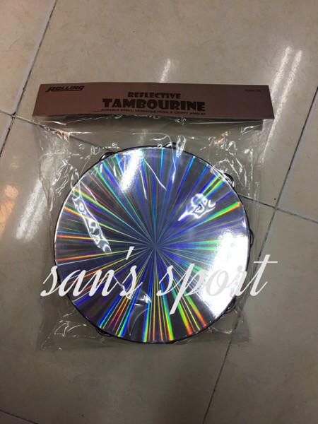 harga Alat tambourine/perlengkapan music tambourine/tambourine hologram Tokopedia.com