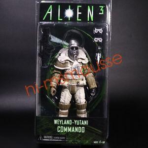 Jual NECA Aliens 3 Weyland Yutani Commando 7