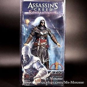Jual Assassin S Creed Revelations Ezio Auditore The Mentor 7 Inch
