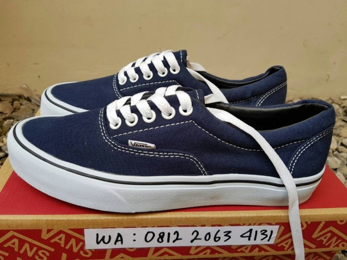 c77e21b3deea Jual SEPATU VANS ERA CLASSIC NAVY - Kota Bandung - queen sneakers ...