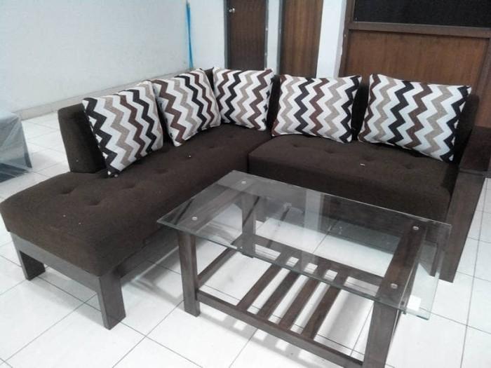 Jual Sofa Minimalis Mini Berbagai Model Kota Denpasar Brigittameubel Tokopedia