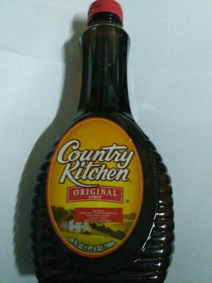 harga Sirup country kitchen original maple syrup 710ml Tokopedia.com