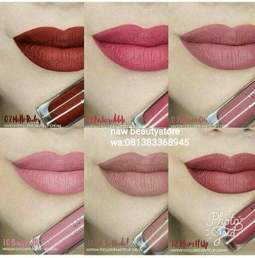 harga Sale wardah lipstik exslusif matte lip cream .. Tokopedia.com