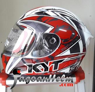 harga Kyt helm rcseven #10 fullface rc seven rc7 Tokopedia.com