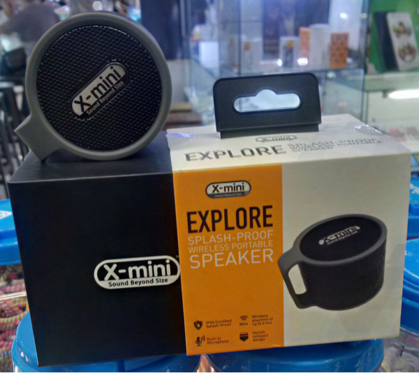 harga Speaker bluetooth x-mini explore Tokopedia.com
