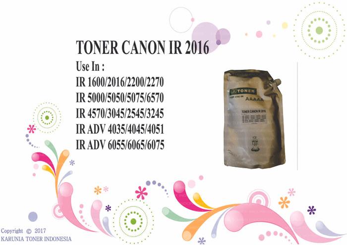 harga Serbuk toner fotocopy canon ir 2520 / 2525 / 2530 / 2535 / 2545 /4570 Tokopedia.com