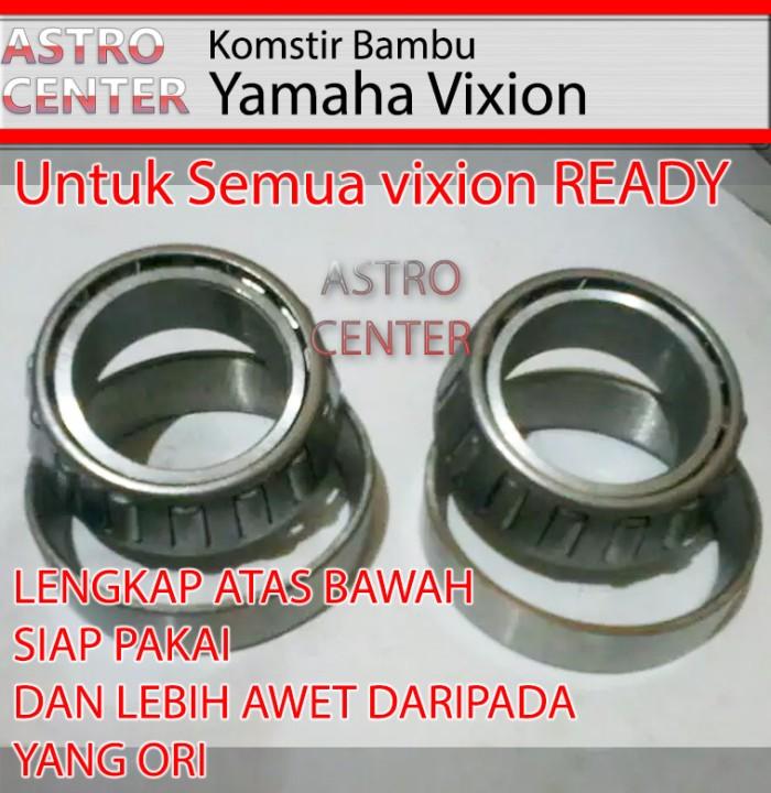 harga Kones komstir vixion bearing bambu atas bawah lengkap promo Tokopedia.com