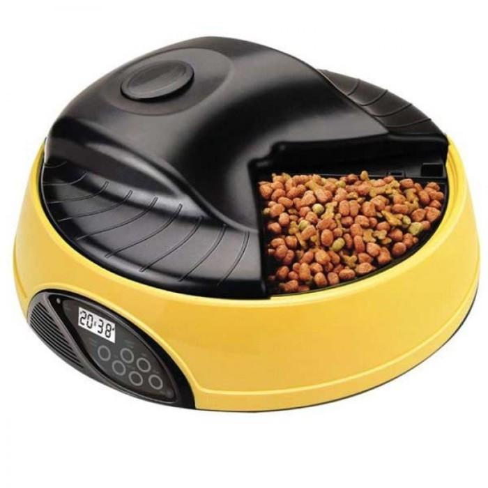 harga Portable 4 meal lcd automatic pet feeder - pf-05a olb1945 Tokopedia.com