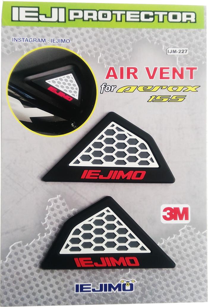 harga Air vent yamaha aerox - aksesoris body motor rubber Tokopedia.com