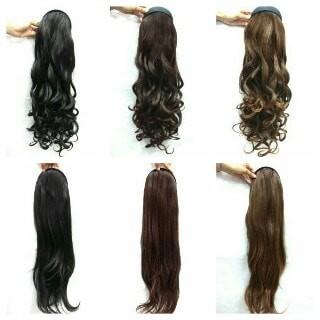 harga Hairclip bando wig murah Tokopedia.com