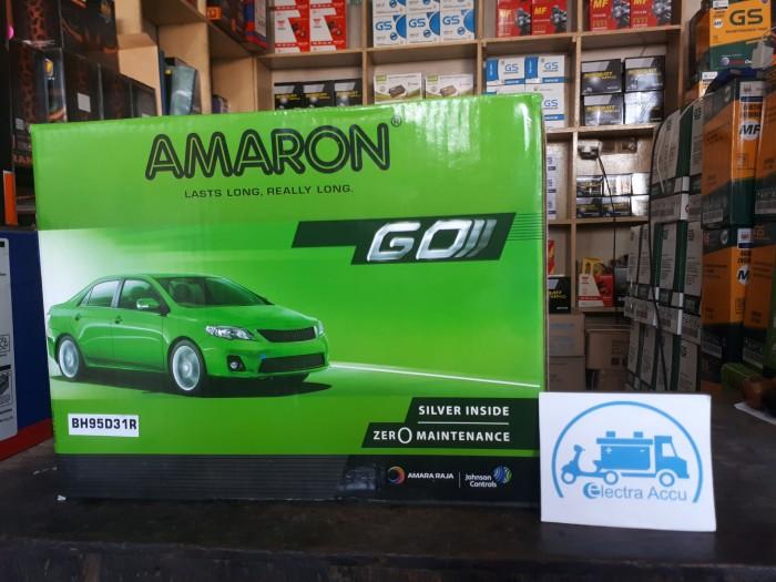harga Aki mobil mitsubishi colt l300 n70z / 95d31r amaron aki kering Tokopedia.com