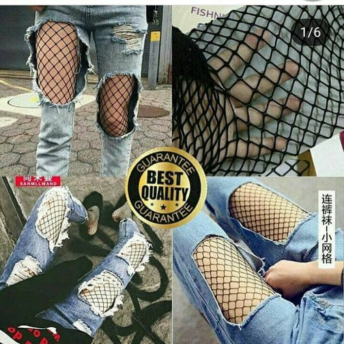 harga Fish net stocking jala leging jeging legging jegging stoking jala Tokopedia.com