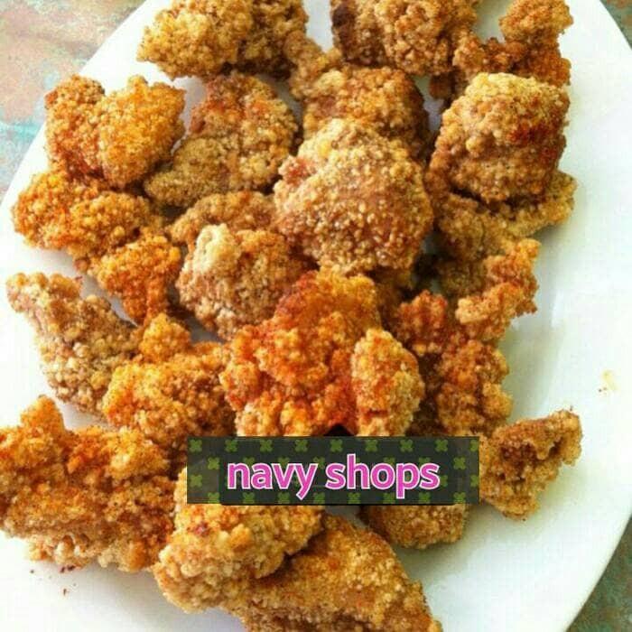 Tepung bumbu ayam goreng rasa ori+chili