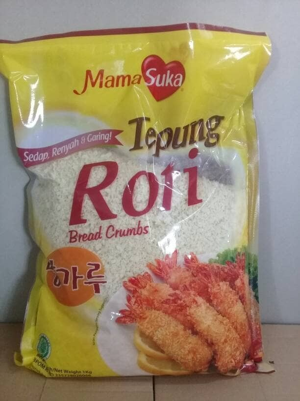Mamasuka tepung roti 1kg