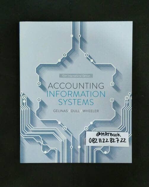 harga Accounting information system 10ed Tokopedia.com