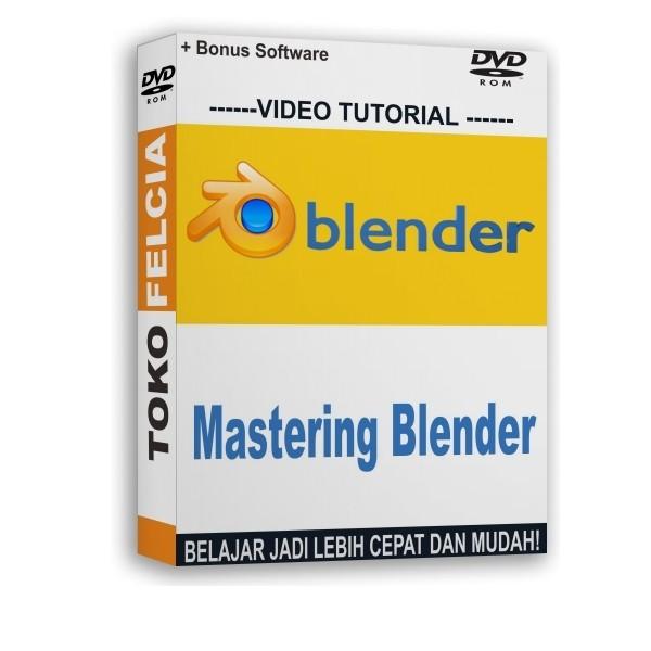 harga Video tutorial mastering blender Tokopedia.com