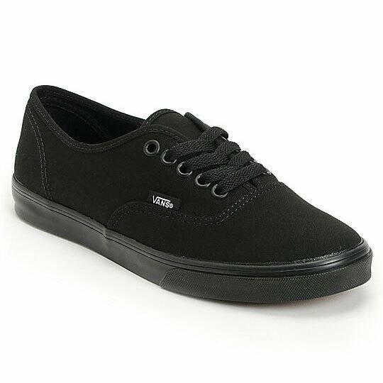 0608a0817e98 Jual sepatu vans original sneakers vans ori authentic all black ...