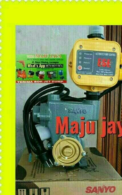 Pompa air booster SANYO