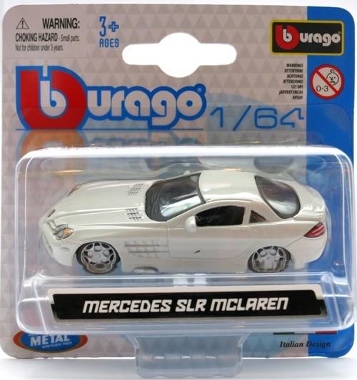 harga Diecast burago 1:64  mercedes slr mclaren Tokopedia.com