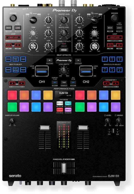 Foto Produk PIONEER DJ DJM-S9 | DJMS9 | DJM S9 dari The Little MIDI Store
