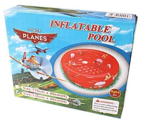 harga Inflatable pool plane 130cmx40cm Tokopedia.com