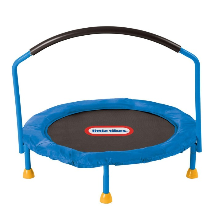 harga Little Tikes 3 Foot Trampoline Tokopedia.com