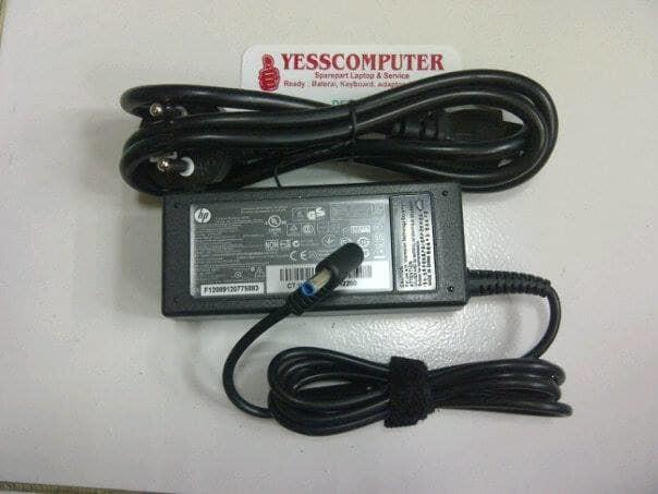 harga Adaptor charger laptop hp14, hp 14 hp envy 14, hp pavilion pin biru Tokopedia.com