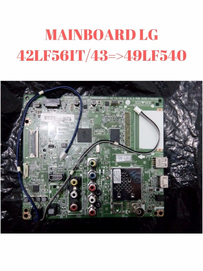 harga Mainboard motherboard pcb main modul mb led 42 inch lg 43lf540t Tokopedia.com