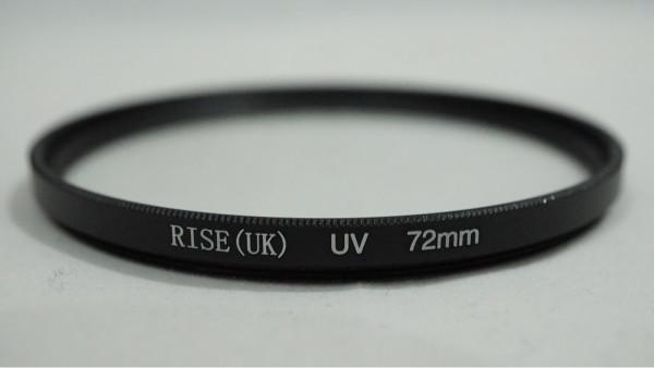 harga Rise uk lens filter - 72mm uv ultra violet protector filter 72 mm Tokopedia.com