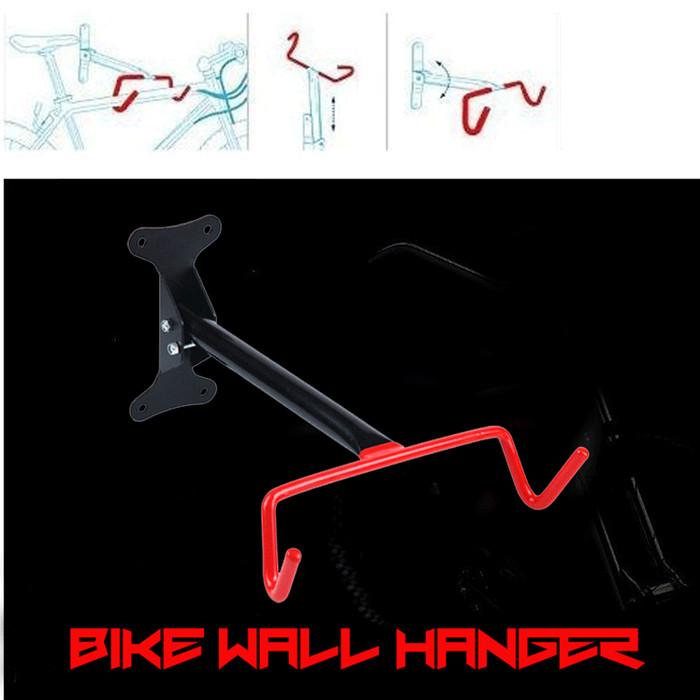 harga Gantungan sepeda dinding - bike hanger hooks import Tokopedia.com